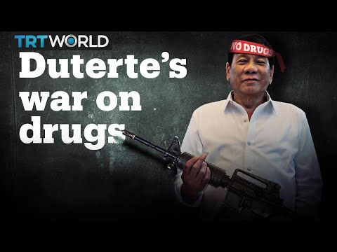 This is how the Philippines is fighting drugs