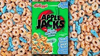 Apple Jacks with Blue Carrots (2003)