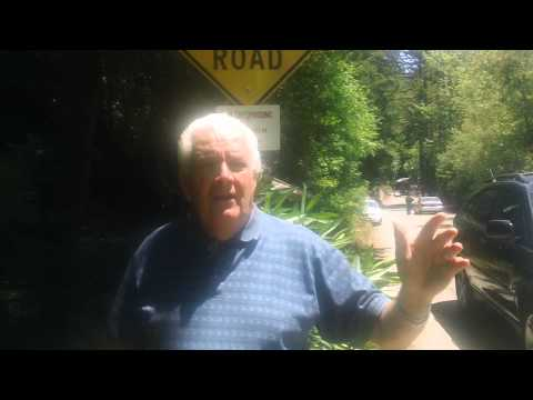 Doug Millar the day after his arrest at Bohemian Grove Pt 2