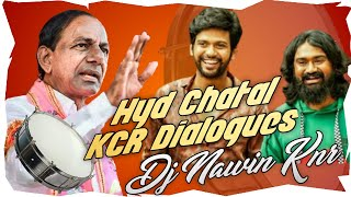 KCR DIALOGUES REMIX HYD CHATAL BAND,JATHI RATHNALU
