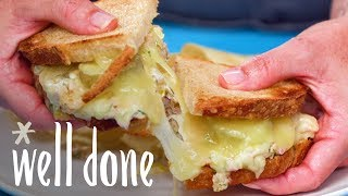 Tuna Melt | Recipe | Well Done