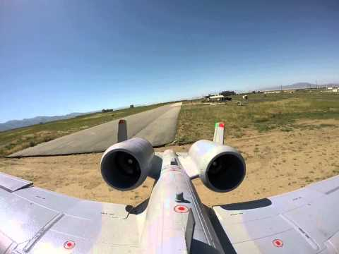Freewing A-10 GoPro