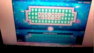 Wheel of fortune for Facebook (Games 2 & 3)
