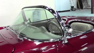1957 Corvette Jamison Tube Chassis LS1 Restomod Convertible