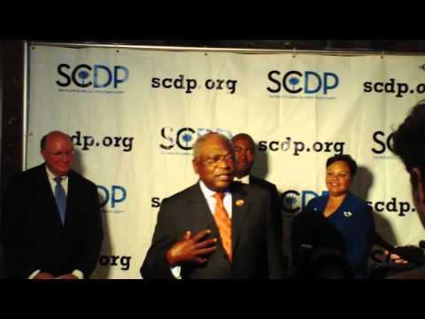 U.S. House Minority Whip & U.S. Representative Jim Clyburn of South Carolina