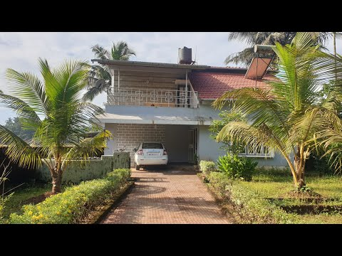 Bungalow For Sale in Konkan | 3BHK | 2450 Sqft | 7.80 Guntha Land with Big Fruit Trees