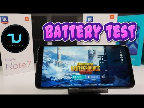 redmi-note-7-battery-drain-test/pubg-mobile-gameplay!-screen-on-time/snapdragon-660-in-2019