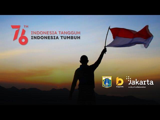 Dirgahayu Republik Indonesia ke 76 Tahun | Bappeda Provinsi DKI Jakarta