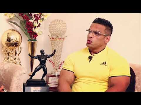 Chat with GIANT Yatinder Singh World Body Building Champion