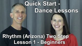 Quick Start Dance Lesson 1 -