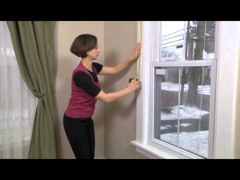 Eclipse Curtains How To Measure For Window Panels