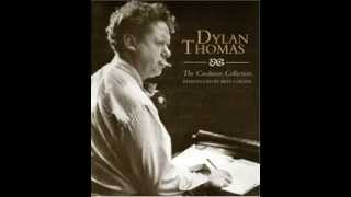 Dylan Thomas reads from Djuna Barnes's Nightwood