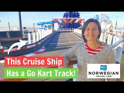 Norwegian Encore: Ship Tour 2019