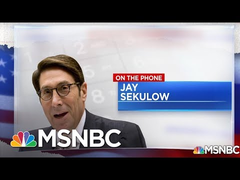 Trump Lawyer: 'A Complete Victory For The President' | MSNBC