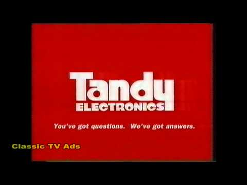 Tandy Electronics 1996