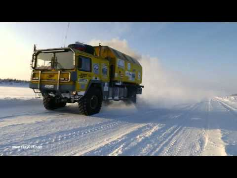 Siberia Arctic Expedition 2015 Stage3 - Summary 720p Edit