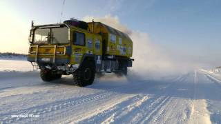 Siberia Arctic Expedition 2015 Stage3 - Summary 720p Edit
