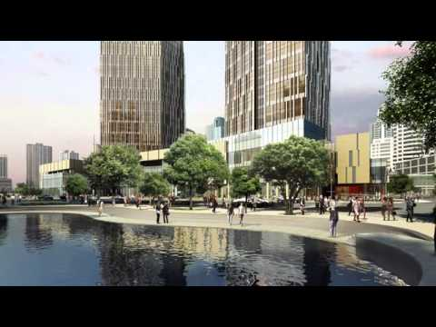 Taipingqiao Project (Shanghai, China) World's Best Project Video
