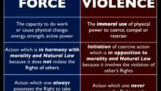 Mark Passio On Inherent Rights vs the Gun-Control Agenda - Part 1 of 2 - WOEIH #135 - Dec. 16, 2012