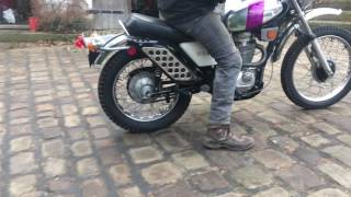 bsa b50t for sale on ebay