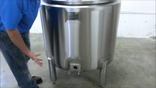 anco equipment batch pasteurizer wing top
