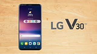 LG V30 - OFFICIAL LOOK at the FLOATING BAR and New UI, LG V30 Plus, Camera and More