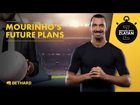 Minutes with Zlatan - Mourinho's future plans