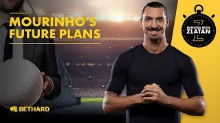 Minutes with Zlatan - Mourinho