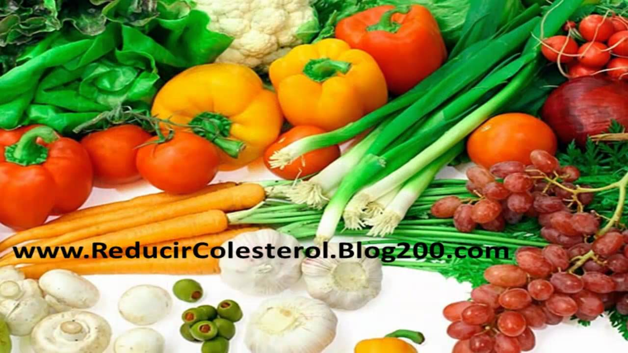 Alimentos para bajar el colesterol funnycat tv - Alimentos beneficiosos para el colesterol ...