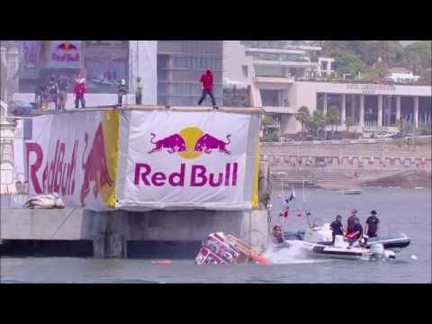 RedBull FlugTag Highlights 2014