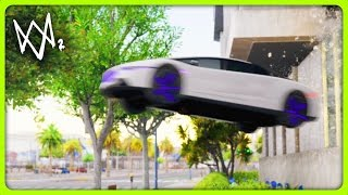 WATCH DOGS 2 HUMAN CONDITIONS - BREAKING INTO A TV STATION | #2 (Watch Dogs 2 New DLC)