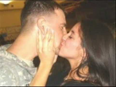 Last Time, Last Night - a Song for Military Sweethearts