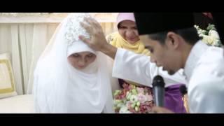 Wedding : Solemnization of Nurul Izzah & Daeng Ahmad Saifullah