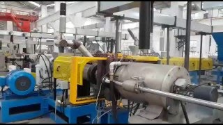 Kafadan Kesme Granül Makinası   Hak Makina Gaziantep