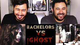 TVF Bhootiyapa BACHELORS VS GHOST | Reaction | JABY & GREG!