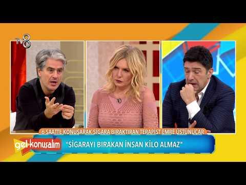 Tv8- Gel Konuşalım Program Konuğu Emre...
