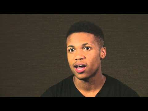 Kye Allums 1 - Journey to becoming trans man - YouTube
