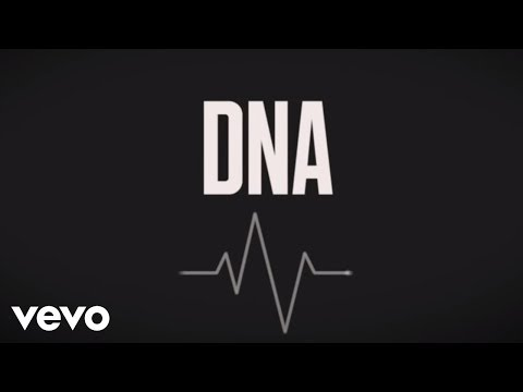 Little Mix - DNA (Lyric video)