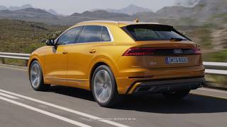 2019 Audi Q8: Product Overview