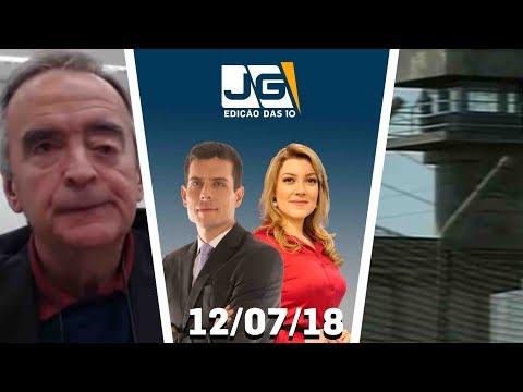 Jornal da Gazeta - Edição das 10 - 12/07/2018