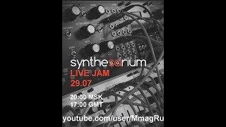 Synthesarium LIVE JAM
