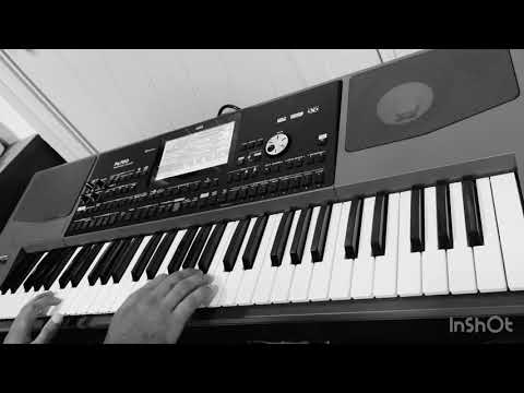 Kya Mujhe Pyar Hai | Keyboard Coved | Blair Larson | Korg PA700RD |
