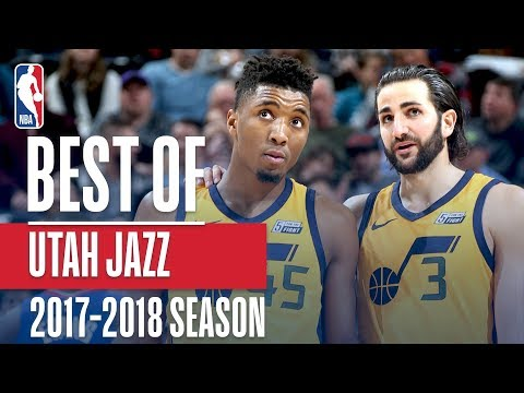 Best of Utah Jazz | 2017-2018 NBA Season