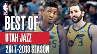 Best of Utah Jazz | 2017-2018 NBA Season