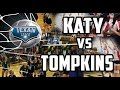 Tompkins vs Katy: Full Game Volleyball 9/29/2015