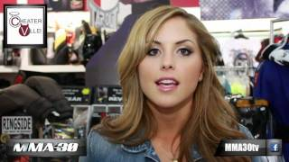 Brittney Palmer Talks About Her Experience Being in Playboy