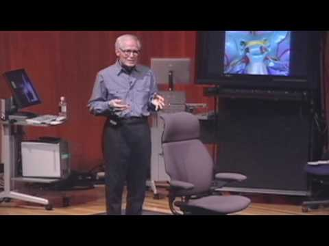 Niels Diffrient: Rethinking the way we sit down