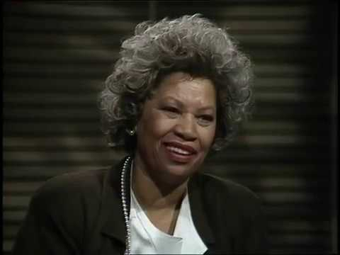 Toni Morrison interview | American Author | Award winning | Mavis on Four | 1988