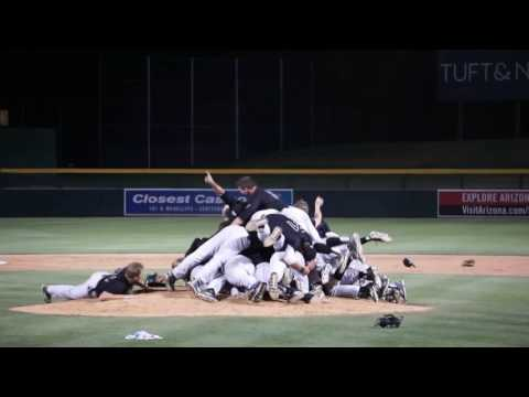 The Dogpile in Mesa Music Video - Utah Valley University wins the 2016 WAC Baseball Tourney