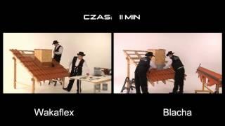 Uszczelnienie dachu przy kominie - porównanie różnych metod